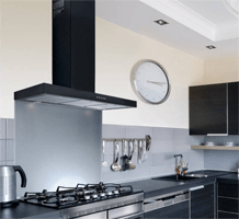 kitchen cooker and extractor hood need fixed appliance testing